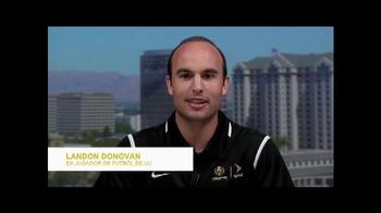 Sprint TV Spot, '2016 Copa América' con Landon Donovan [Spanish] - 2 commercial airings