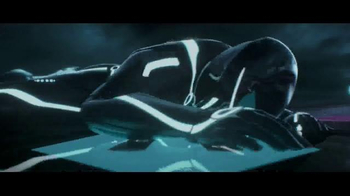 TRON RUN/r TV Spot, \'You Can\'t Hide, but You Can Run\'
