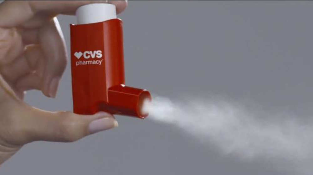 CVS Pharmacy TV Commercial, 'At Target: Inhaler' - iSpot.tv