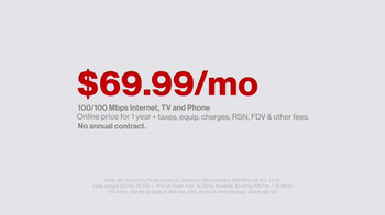 Fios by Verizon TV Spot, 'Coffee vs. Internet Speed' - Thumbnail 5