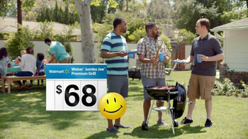 Walmart TV Spot, 'Summers With Walmart: Fourth of July Grilling' - Thumbnail 5
