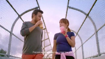 Dunkin' Donuts Fruit Smoothies TV Spot, 'Keep on Track' - Thumbnail 2