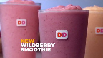 Dunkin' Donuts Fruit Smoothies TV Spot, 'Keep on Track' - Thumbnail 4