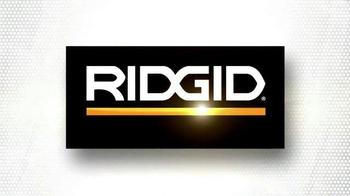 RIGID TV Spot, 'Job Site' - Thumbnail 9