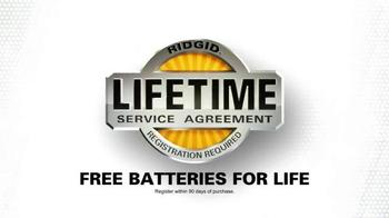RIGID TV Spot, 'Job Site' - Thumbnail 7