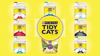 Purina Tidy Cats TV Spot, 'Stank Face' - Thumbnail 10