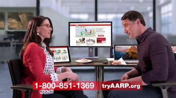 AARP Services, Inc. TV Spot, 'Donut' - 55 commercial airings