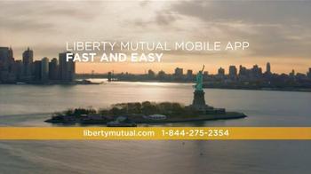 Liberty Mutual Mobile App TV Spot, 'Business Hours' - Thumbnail 4