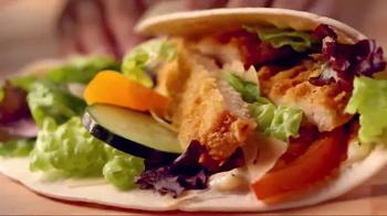 McDonald's Premium Chicken Caesar TV Spot, 'New Way to Celebrate Summer' - Thumbnail 7