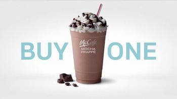 McDonald's McCafe TV Spot, 'Buy One Get One Free' - Thumbnail 4