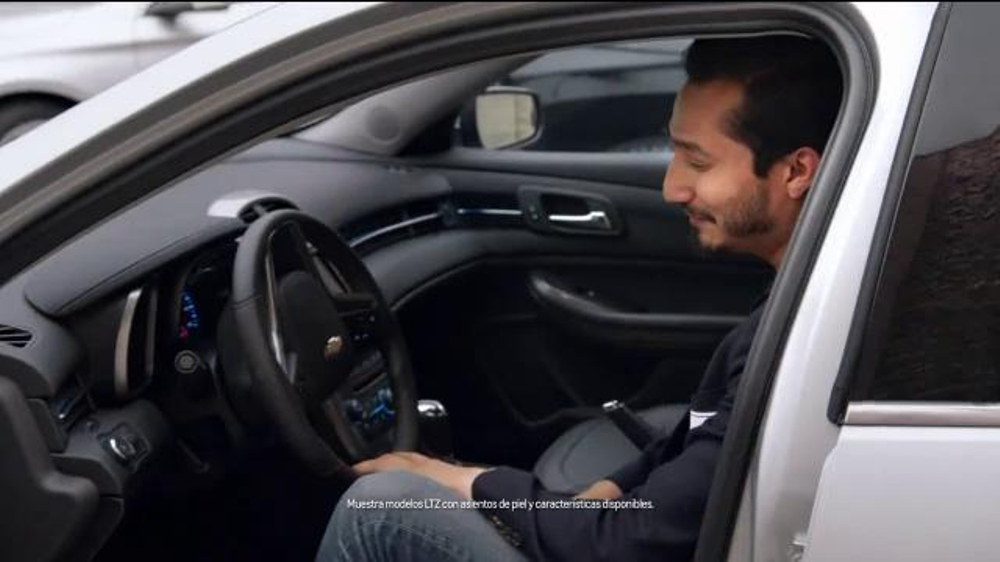 Chevrolet Bonus Tag TV Commercial, 'The Most Connected Car'