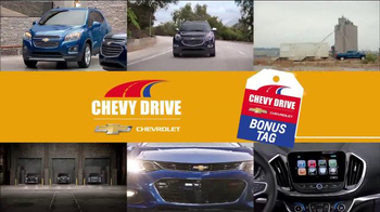 Chevrolet Bonus Tag TV Spot, 'The Most Connected Car' - Thumbnail 4