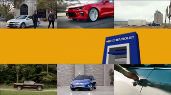 Chevrolet Bonus Tag TV Spot, 'The Most Connected Car' - Thumbnail 6