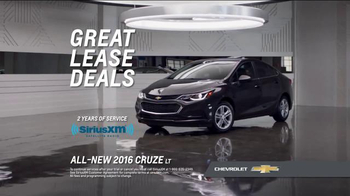 Chevrolet Bonus Tag TV Spot, 'The Most Connected Car' - Thumbnail 7