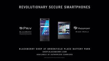 BlackBerry TV Spot, 'Alert, Ready and Safe' - Thumbnail 6
