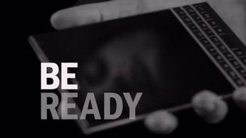 BlackBerry TV Spot, 'Alert, Ready and Safe' - Thumbnail 2