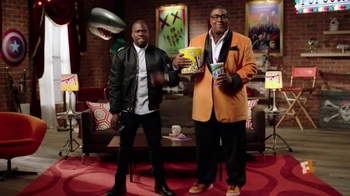 Fandango TV Spot, 'Takeover' Featuring Kenan Thompson, Kevin Hart - Thumbnail 7