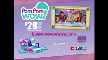 PomPom Wow Decoration Station TV Spot, 'Decorate' - Thumbnail 8