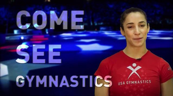 2016 Kellogg's Tour of Gymnastics Champions TV Spot, 'In Your Town' - Thumbnail 2