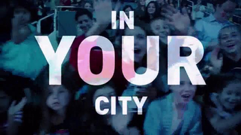 2016 Kellogg's Tour of Gymnastics Champions TV Spot, 'In Your Town' - Thumbnail 4