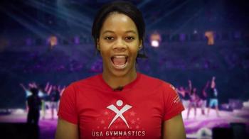 2016 Kellogg's Tour of Gymnastics Champions TV Spot, 'In Your Town' - Thumbnail 6