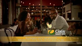 Cialis TV Spot, 'Romantic Moments'