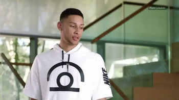 Foot Locker TV Spot, 'It's Real Now' Feat. Ben Simmons, Karl-Anthony Towns - Thumbnail 2