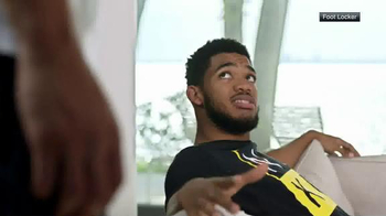 Foot Locker TV Spot, 'It's Real Now' Feat. Ben Simmons, Karl-Anthony Towns - Thumbnail 4
