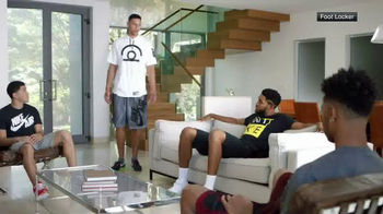 Foot Locker TV Spot, 'It's Real Now' Feat. Ben Simmons, Karl-Anthony Towns - Thumbnail 6