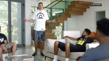 Foot Locker TV Spot, 'It's Real Now' Feat. Ben Simmons, Karl-Anthony Towns - Thumbnail 8