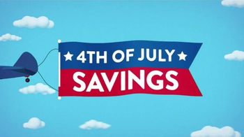 Lowe's 4th of July Savings TV Spot, 'Paints, Primers and Mulch' - Thumbnail 1