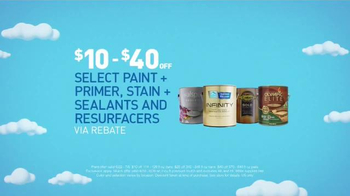 Lowe's 4th of July Savings TV Spot, 'Paints, Primers and Mulch' - Thumbnail 2