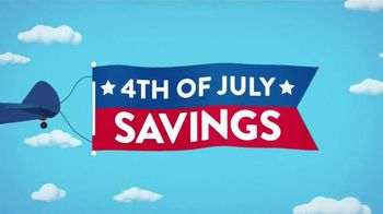Lowe's 4th of July Savings TV Spot, 'Make Your Home Happy'