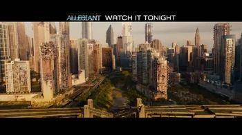 The Divergent Series: Allegiant Home Entertainment TV Spot - 985 commercial airings