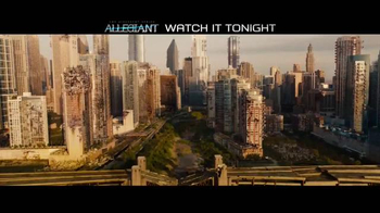 The Divergent Series: Allegiant Home Entertainment TV Spot - 985 commercial airings