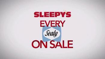 Sleepy's Sealy Mattress Sale TV Spot, 'Entire Selection' - Thumbnail 3