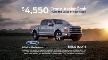 2016 Ford F-150 TV Spot, 'Trade-Assist Cash' - Thumbnail 7