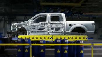 2016 Ford F-150 TV Spot, 'Trade-Assist Cash' - Thumbnail 6