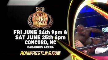 ROH Wrestling TV Spot, '2016 ROH Aftershock Tour'