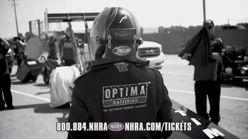 NHRA TV Spot, 'Summit, Route 66, Mopar Mile High Nationals' - 8 commercial airings