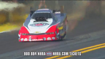 NHRA TV Spot, 'Summit, Route 66, Mopar Mile High Nationals' - Thumbnail 4