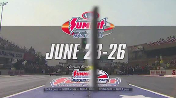 NHRA TV Spot, 'Summit, Route 66, Mopar Mile High Nationals' - Thumbnail 5