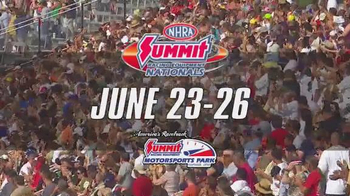 NHRA TV Spot, 'Summit, Route 66, Mopar Mile High Nationals' - Thumbnail 6