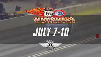 NHRA TV Spot, 'Summit, Route 66, Mopar Mile High Nationals' - Thumbnail 7