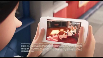 XFINITY Home TV Spot, 'The Secret Life of Pets: Watch Your Pets' - Thumbnail 3