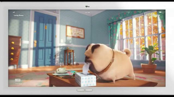 XFINITY Home TV Spot, 'The Secret Life of Pets: Watch Your Pets' - Thumbnail 6