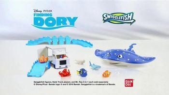 Swigglefish TV Spot, 'Finding Dory: Fun Fish' - 365 commercial airings