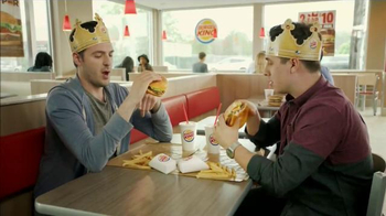Burger King 2 for $10 Whopper Meal TV Spot, 'Fans' - Thumbnail 1