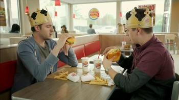 Burger King 2 for $10 Whopper Meal TV Spot, 'Fans' - Thumbnail 2