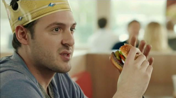 Burger King 2 for $10 Whopper Meal TV Spot, 'Fans' - Thumbnail 4